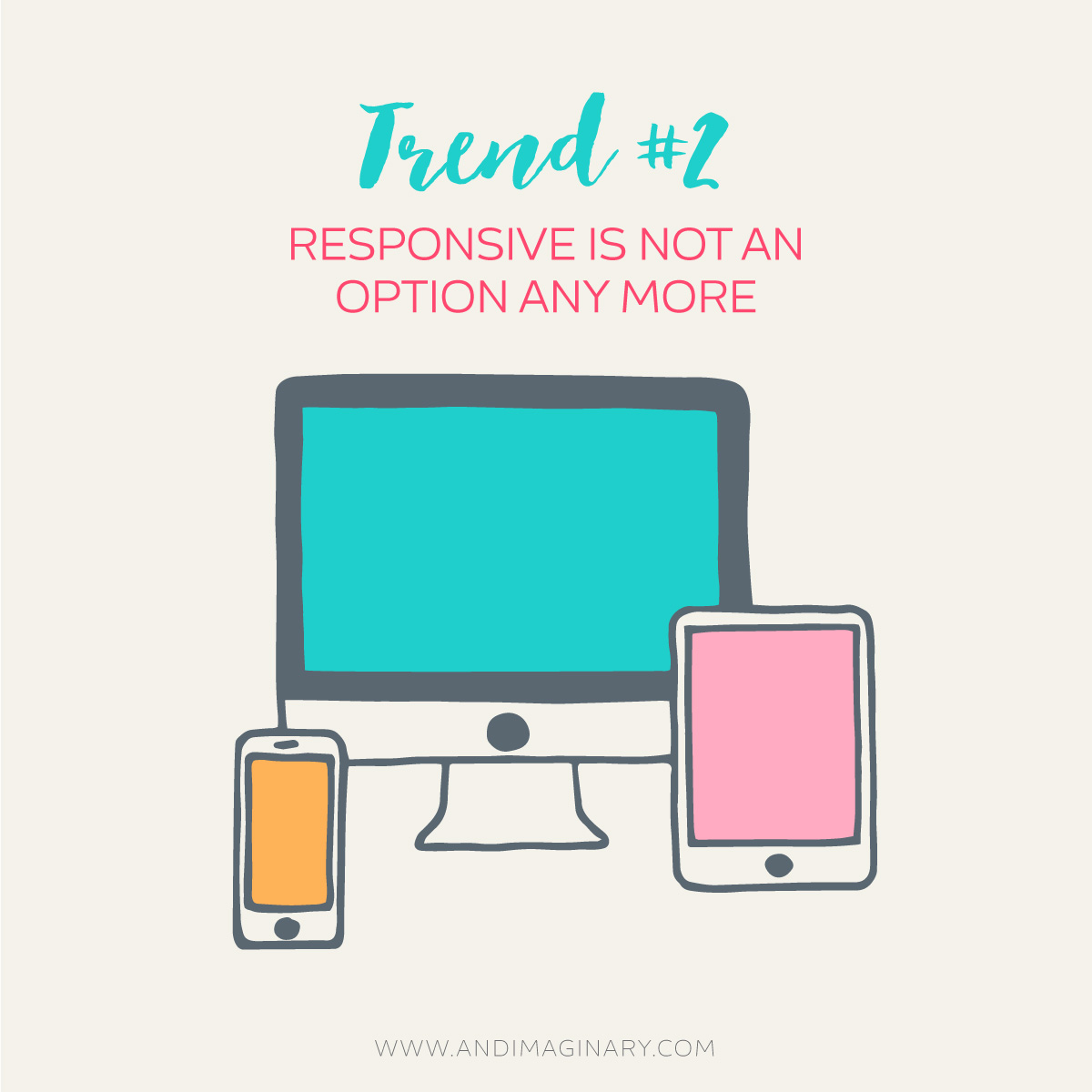 Branding trends 2016 - Responsive Design - Andimaginary Design