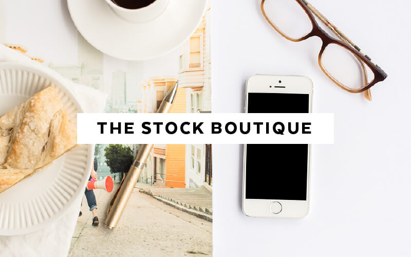 The Best 15 Sites for paid and free stock photos for feminine brands - The Stock Boutique