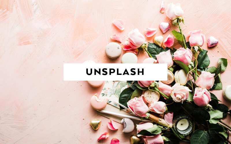 The Best 15 Sites for paid and free stock photos for feminine brands - Unsplash