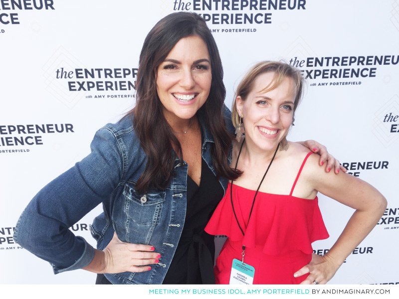 7 Takeaways on Mindset from the Entrepreneur Experience Conference with Amy Porterfield