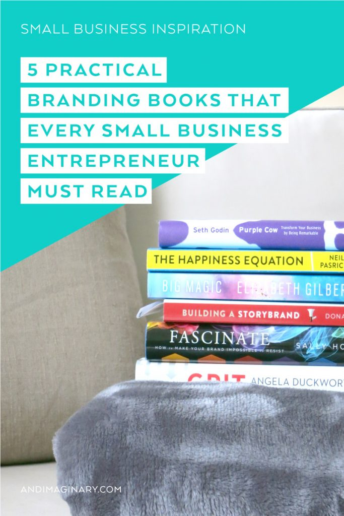 5 Branding Books that are must-reads for starting entrepreneurs