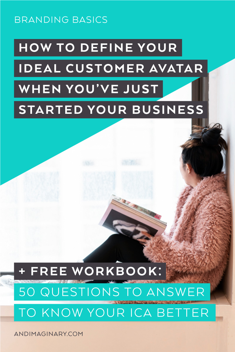 3 steps to follow when you want to define your ideal customer avatar plus a helpful freebie