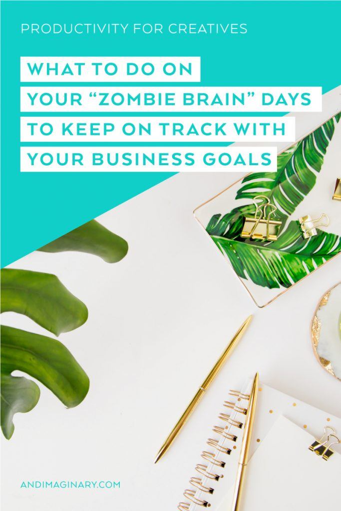 The 3 steps to take in order to make your energy drained days productive