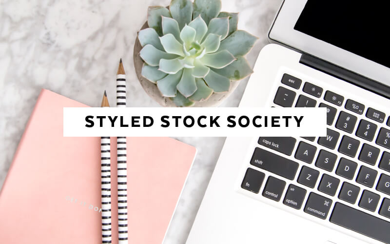 The Best 15 Sites for paid and free stock photos for feminine brands - Styled Stock Society