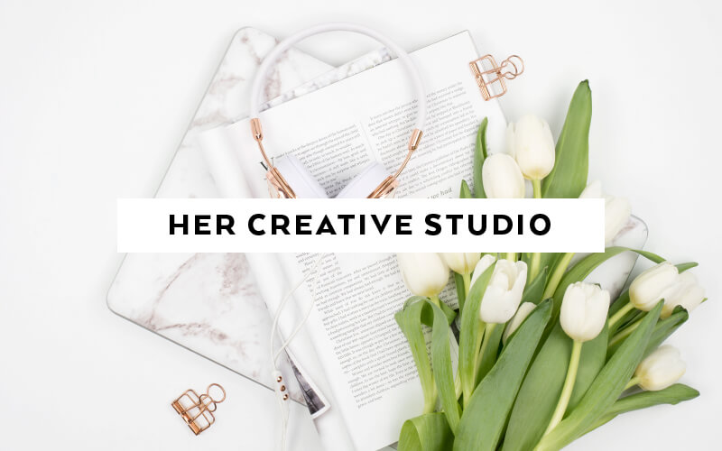 The Best 15 Sites for paid and free stock photos for feminine brands - Her Creative Studio