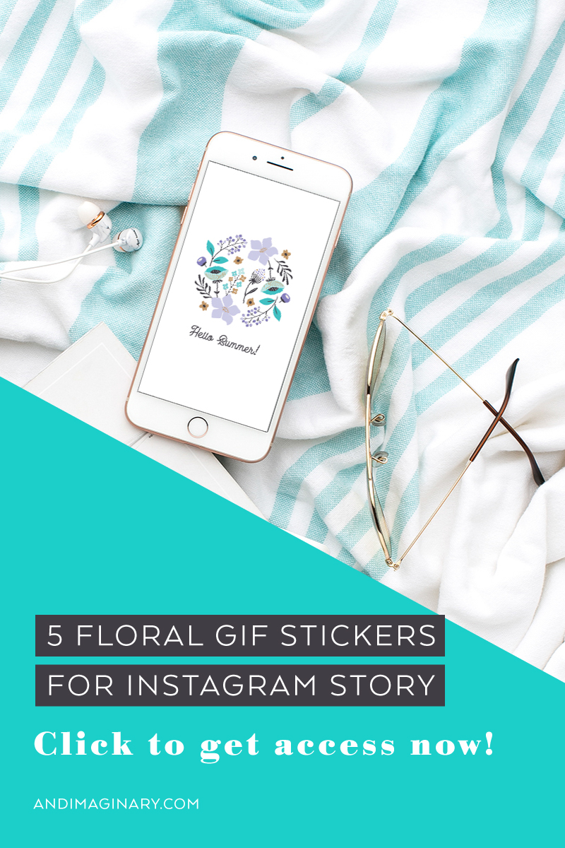 How to add your own GIF stickers to Instagram Story Posts